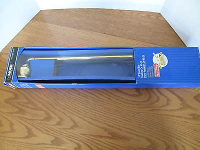 "Moen Decorative Series Polished Solid Brass 24"" Towel Bar – NEW Unopened"