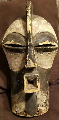 African tribal Art mask, songye