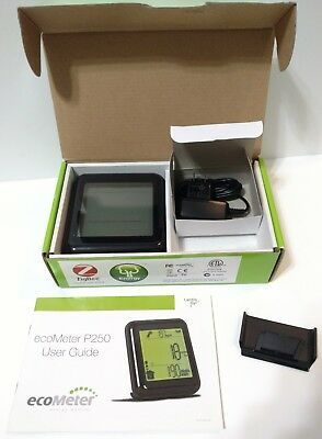 New Landis + Gyr ecoMeter P250 Home Energy Savings Monitor for ZigBee Meters