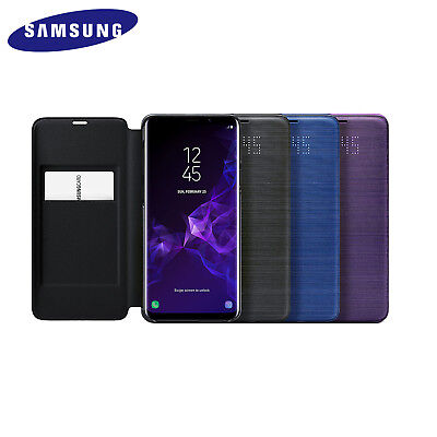 Samsung EF-NG965 LED View Cover Case For Galaxy S9+ Plus SM-G965