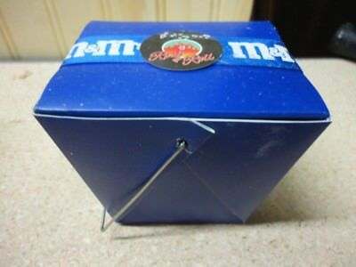 M&M / M&M's Looks Like a Chinese Box - Never Opened, Don't Know What is Inside