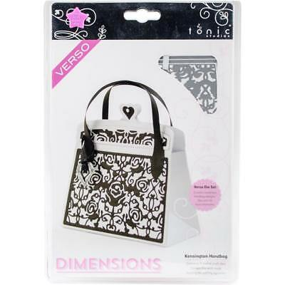 Tonic Studios Dies Kensington Handbag Ladies bag cutting die 763E FREE AU P&P