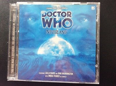 Dr Who Neverland. Audiobook  2 set CD #33