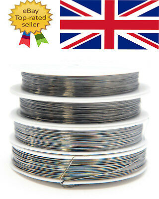 Nichrome 80/20 (ni80) wire, 22-32 AWG, 2-100m, vape wire for DIY Coils RDA RTA