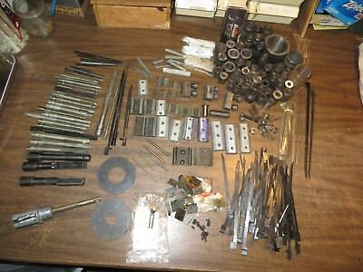 LOT USED SUNNEN MANDRELS & WEDGES, shoes, shims, truing sleeves over 200 pieces