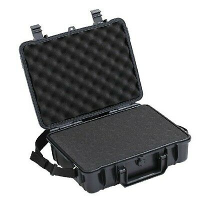 Waterproof Hard Carry Case Bag Camera Photography Storage Box+Free Form+Strap
