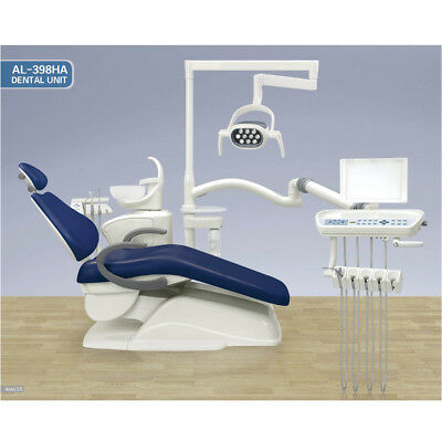 Computer Controlled Dental Unit Chair FDA CE Approved AL-398HA Model Wd