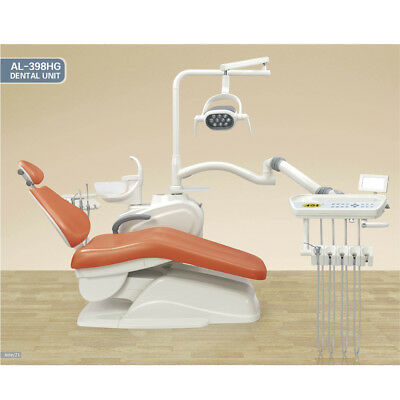 Computer Controlled Dental Unit Chair FDA CE Approved AL-398HG Model Wd