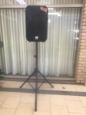 Professional Pa System. As New 800 Watts. Handsfree Headsets X2. Club, Busker