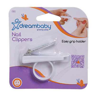 Dream Baby Nail Clippers With Easy Grip Holder