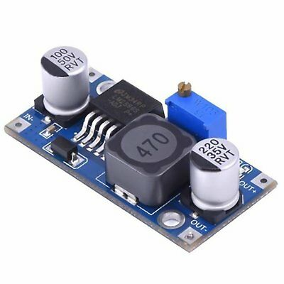 LM2596 DC-DC Adjustable Buck Converter Step Down Module Power Supply 1.23V-30V