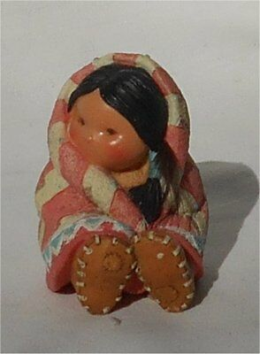 1994 Enesco Friends of the Feather Wrapped In Love