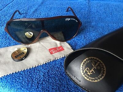 Sonnenbrille Bausch & Lomb Wings Ray Ban markenbrille