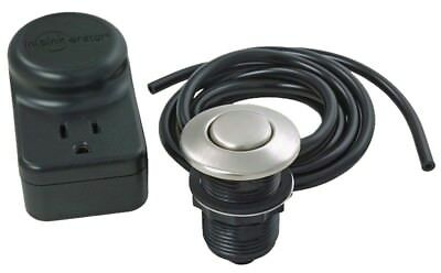 In Sink Erator 76703 Sink Air Switch, For Use With Sinks Or Countertop