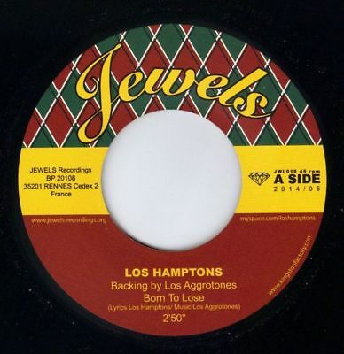 Los Hamptons – Born To Lose/Stop ! In The Name Of Love 7 (EASTER SALE 2018)