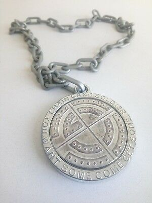 Wwe john cena chain gang spinning pendant 1999 picclick uk wwe john cena chain gang spinning pendant mozeypictures Gallery