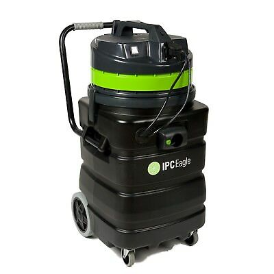 IPC Eagle S6429P-AD 400 Series Polyethylene Pump Out Vacuum with Two Motors (429