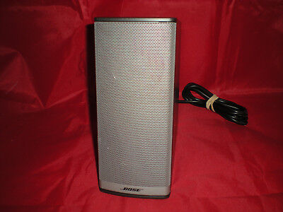 Only One Bose Companion 2 Series II Computer Speaker ONLY REPLACEMENT PART
