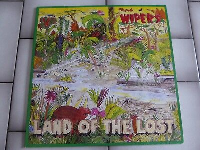 Wipers- Land of the Lost LP Vinyl 1991