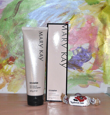 Mary Kay TimeWise 3-in-1 Cleanser norm/tr. oder misch-/ komb. Haut neu ovp ;)