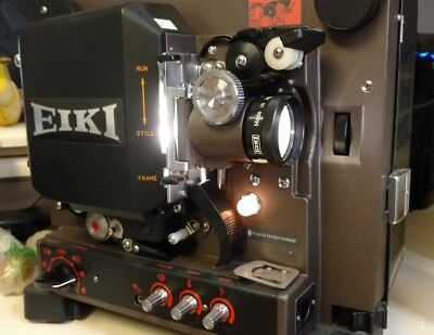 Eiki 16Mm Nt-0 Film Projector W/sound