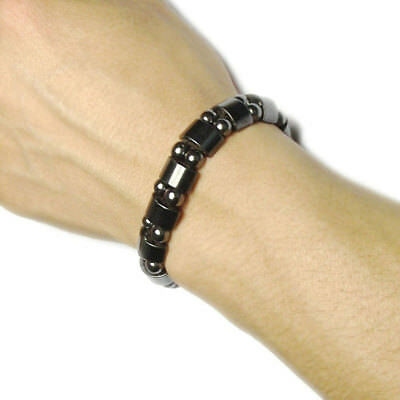 Bracelet Bangle Hand Chain Women Therapy Men Hematite Weight Loss Magnetic
