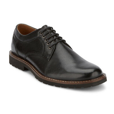 Dockers Men's Baldwin Genuine Leather Lace-up Plain Toe Oxford Shoe