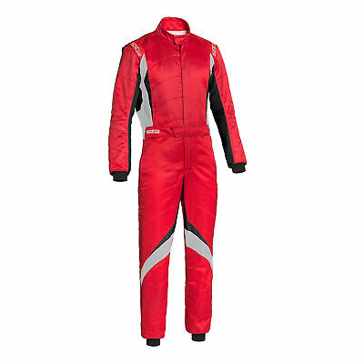 RENNOVERALL SPARCO R552 SUPERSPEED RS-9Tg.62 FARBE ROT