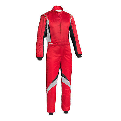 RENNOVERALL SPARCO R552 SUPERSPEED RS-9Tg.58 FARBE ROT