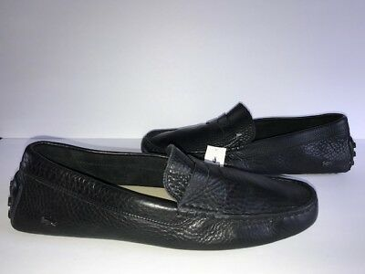 ca01464be Lacoste Mens Driving Mocs Slip On Loafers Moccasins Concours 2 CLM Size 11   11.5