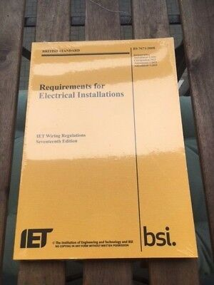 iet wiring regulations bs 7671 17th edition 3rd amendment iet bs7671 rh picclick co uk Integrated Energy Therapy Institution of Engineering and Technology