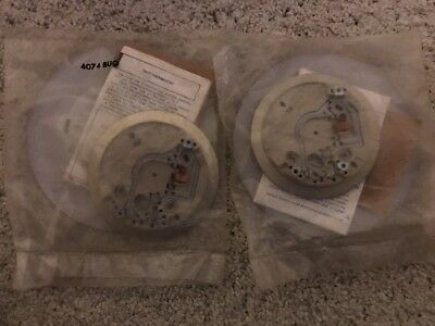 2 Honeywell Tf87F Backplate Assemblys For T87F Thermostat