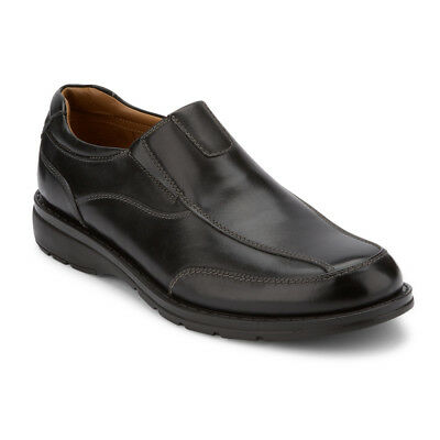 Dockers Mens Fontana Genuine Leather Dress Casual Slip-on Comfort Loafer Shoe