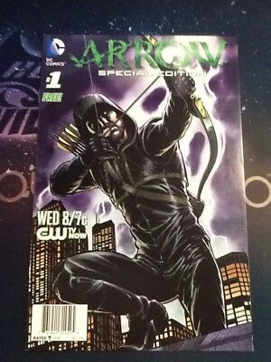 Arrow: Special Edition (2012) #1 (CBTT039)