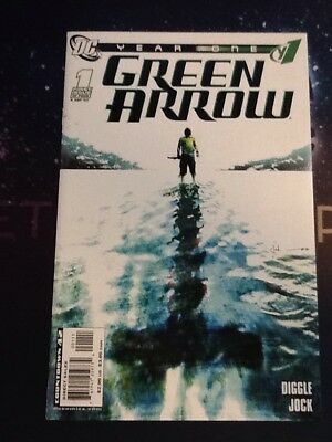 Green Arrow: Year One (2007) #1 (CBTT038)