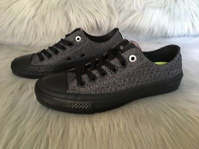 62ede508cf84c2 New Converse Chuck Taylor All Star II Spacer Mesh Low Shoe Sneaker (Size  6.5)