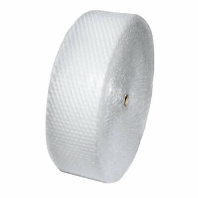 "Bubble Roll 12"" x 1/2"" x 250' Large Bubbles Cushioning Wrap (LOCAL PICK UP ONLY)"