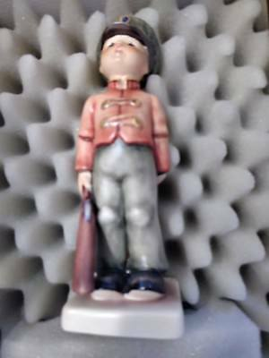 Goebel Hummel Figurines - CHECKPOINT CHARLIE / SOLDIER BOY - Limited Ed, NIB