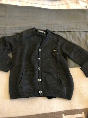 Authentic Bonpoint Boy Cardigan 4Y