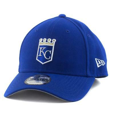 Kansas City Royals New Era MLB Team 9Forty Hat In Royal Blue Genuine Gym