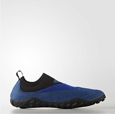 adidas Mens Climacool Kurob Slip on Water Shoes Blue Atheletic Running Shoes