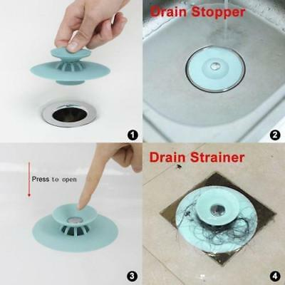 Multi Functional Drain Stopper For Bathroom and Kitchen