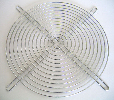200mm Chrome Wire Fan Grill suits 200mm to 230mm fans