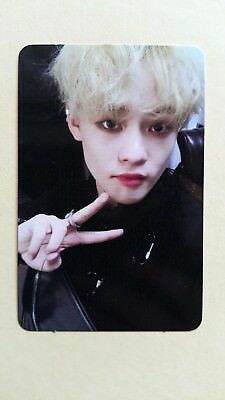 NCT 2018 Empathy Official Photocard Photo Card -  Chenle  ( Reality Ver.)