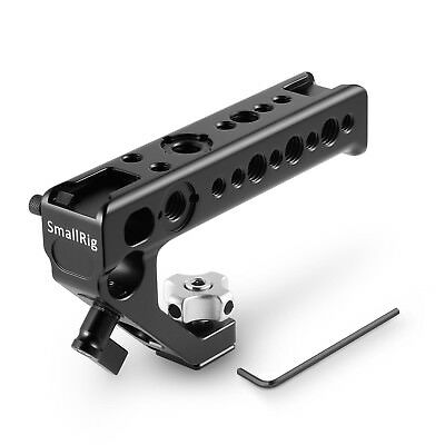 SmallRig Cold Shoe Handle with 15mm Rod Clamp for DSLR Cameras Cage - 2094