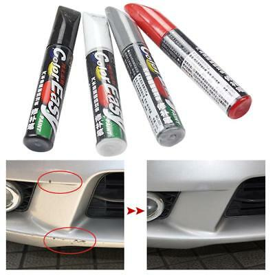 4 Colors DIY Car Clear Scratch Remover Touch Up Pens Auto Paint Repair Pen Brush