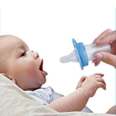 Baby Dummy Pacifier Liquid Medicine Feeding Dispenser Soother N7