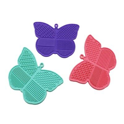 Silicone maquillage brosse nettoyeur tampon lavage lave-vaisselle mat outils
