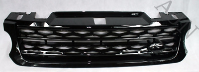 Range Rover Sport 2013 on L494  Dynamic Black Gloss Grille Original Style