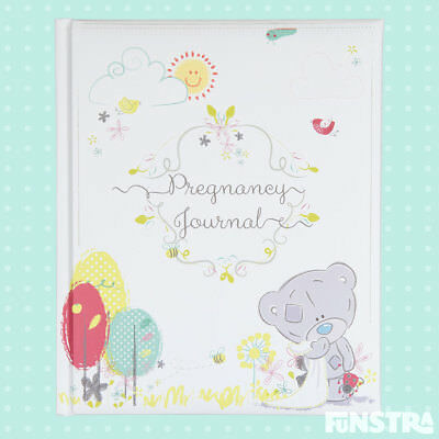 Pregnancy Journal Book Memory Record Keepsake Baby Diary Newborn Gift Boys Girls